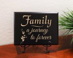 Family a journey to forever