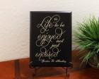 Life is to be enjoyed not just endured. Gordon B. Hinckley