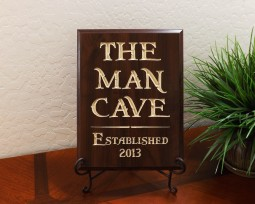 The Man Cave Established Year